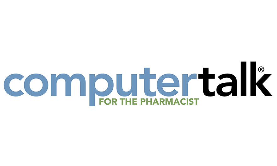 computer talk for the pharmacist logo