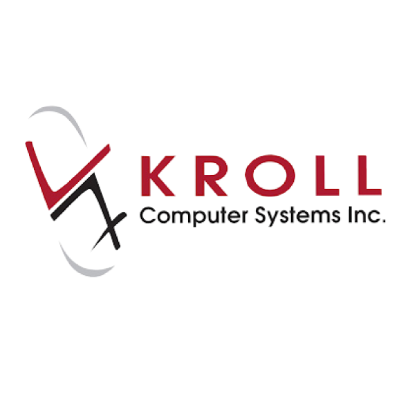 KROLL computer systems logo