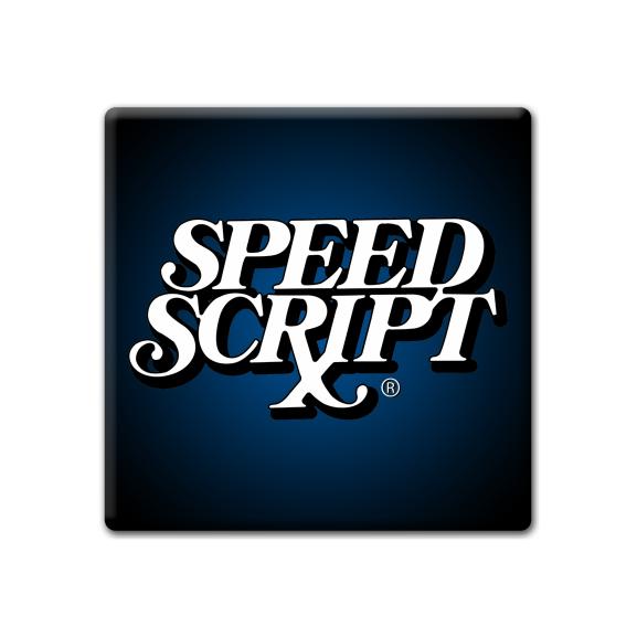 Speed Script logo