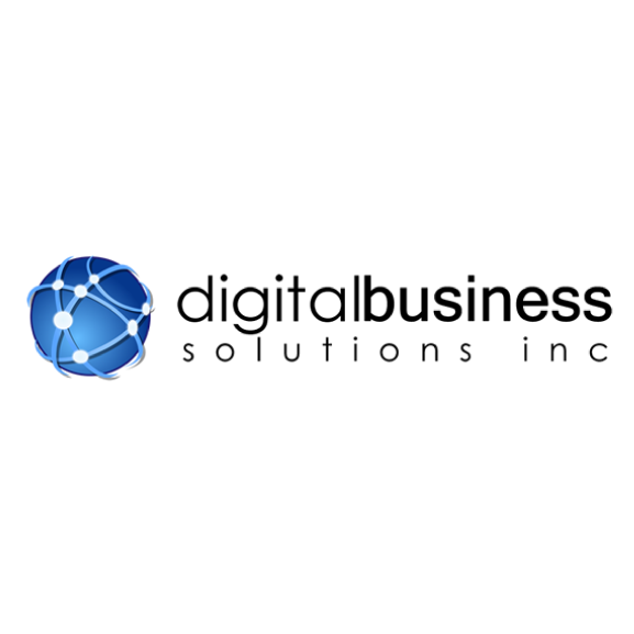 digital business solutions inc logo